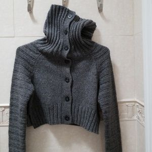 NWT Juicy Couture Cropped Cardigan Petite